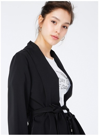 Fabrika Comfort Fabrika Comfort Siyah Kadın Ceket Siyah